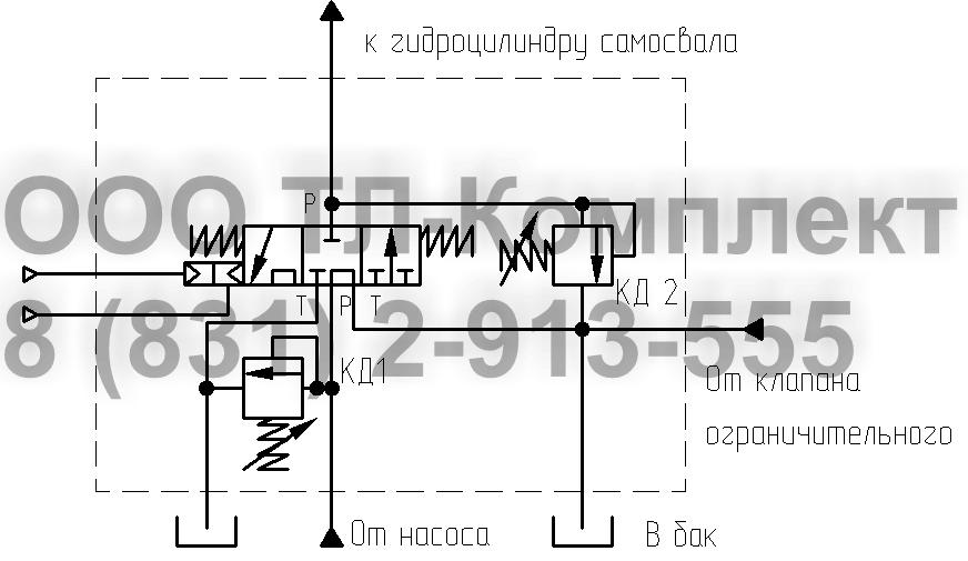 РП80-44КЕ: описание, схемы
